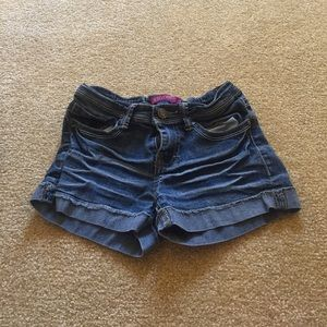 Girls Jean Shorts